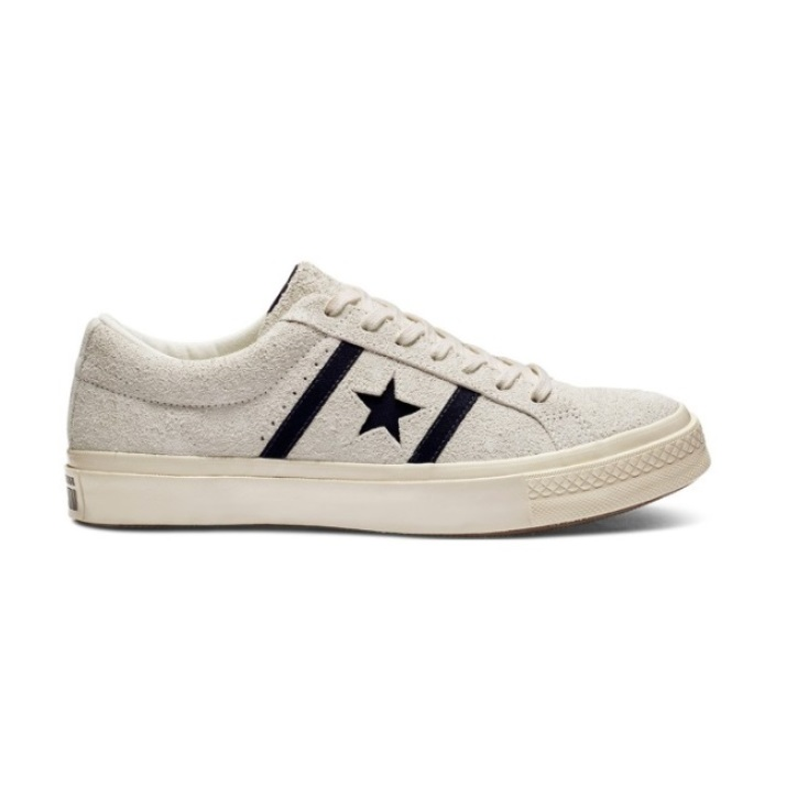 CONVERSE ONE STAR ACADEMY OX WHITE SUEDE