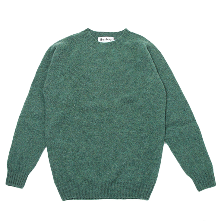 SHAGGY DOG CREW NECK SWEATER LUSH X6HSI6KT001-DGN