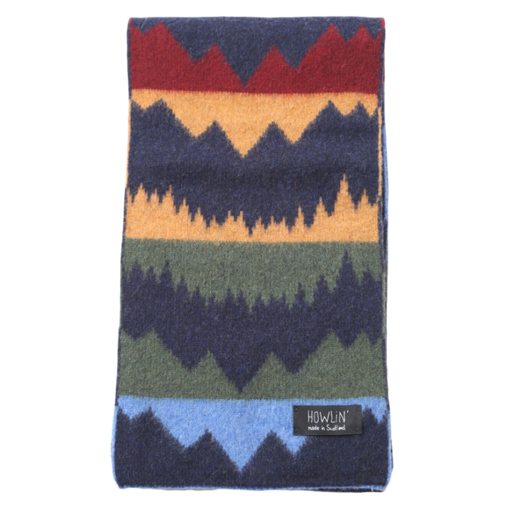 VOLCANO SCARF U5HMI6SF002-ML
