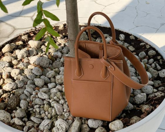 HEXIE BAG M_ sienna