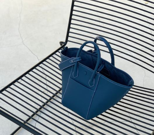 HEXIE BAG M_ royal blue