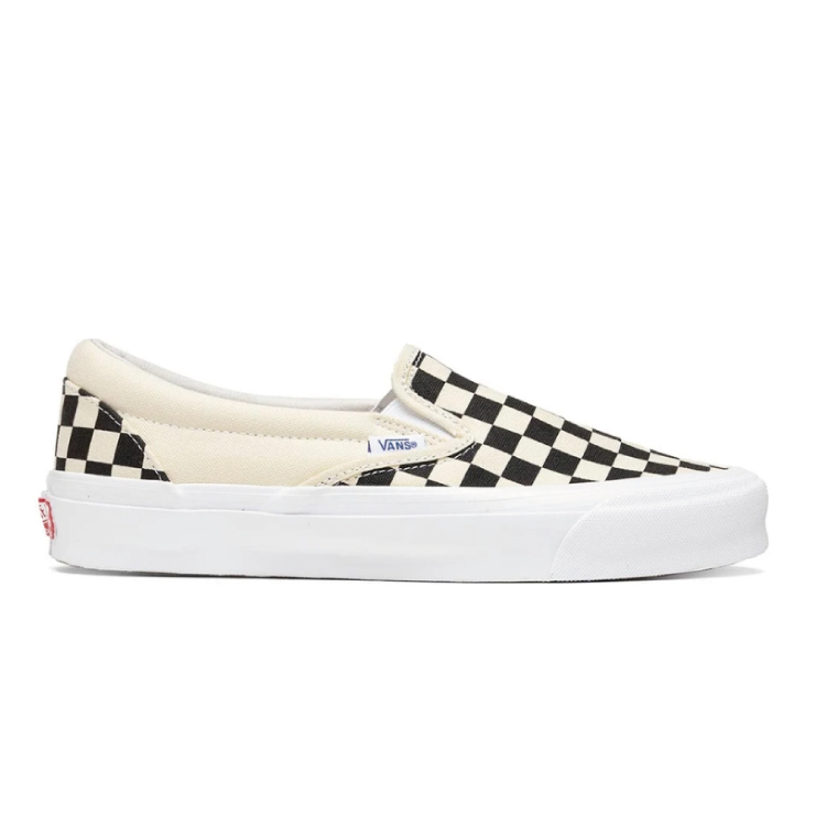 OG Classic Slip-On LX CHECKERBOARD available size : 230~280 (half X)