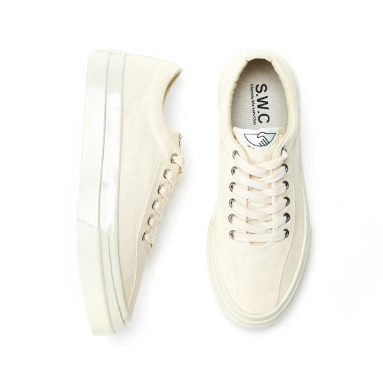 DELLOW L CANVAS (WHITE)