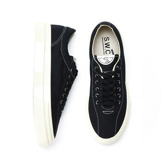 DELLOW L CANVAS (BLACK)
