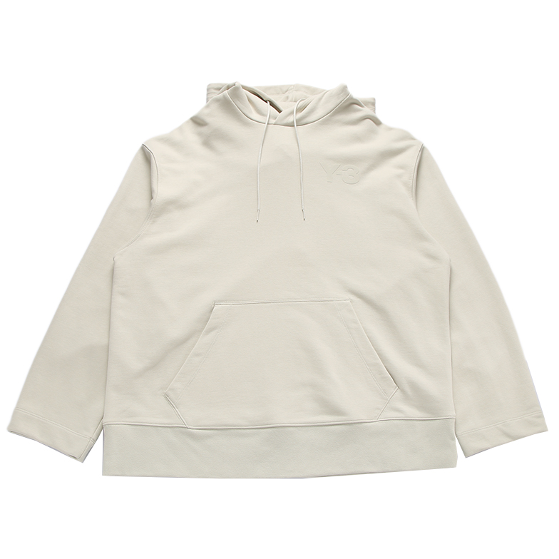 CLASSIC CHEST LOGO HOODIE OFF WHITE U5Y3J6SW004-OWH
