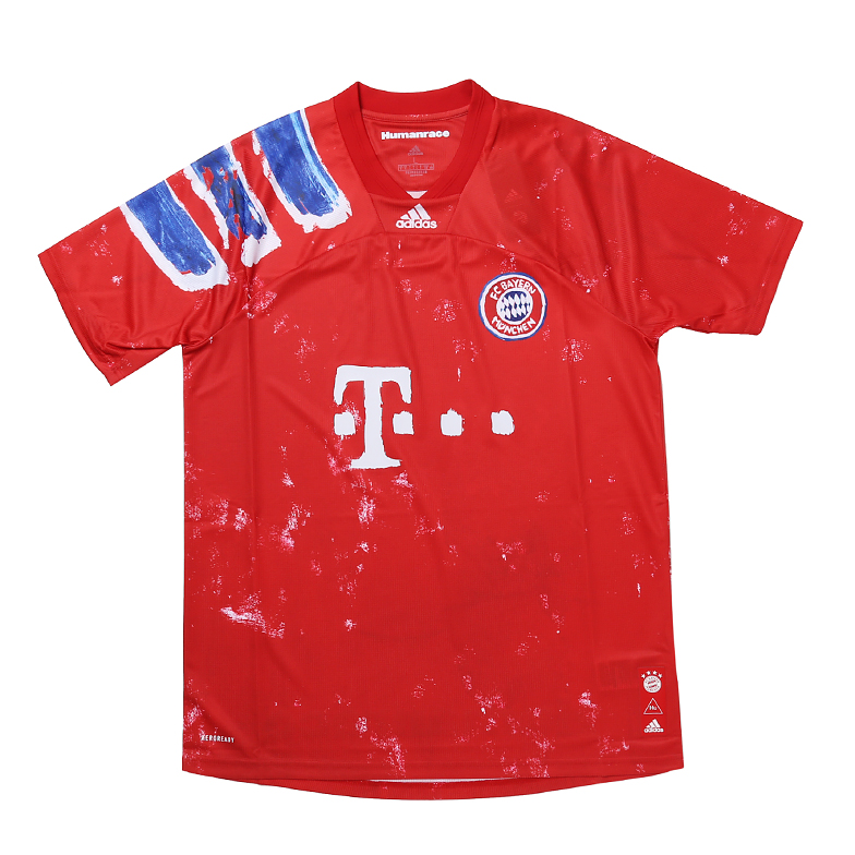 MUENCHEN JERSEY U5A1J6TS010-WH